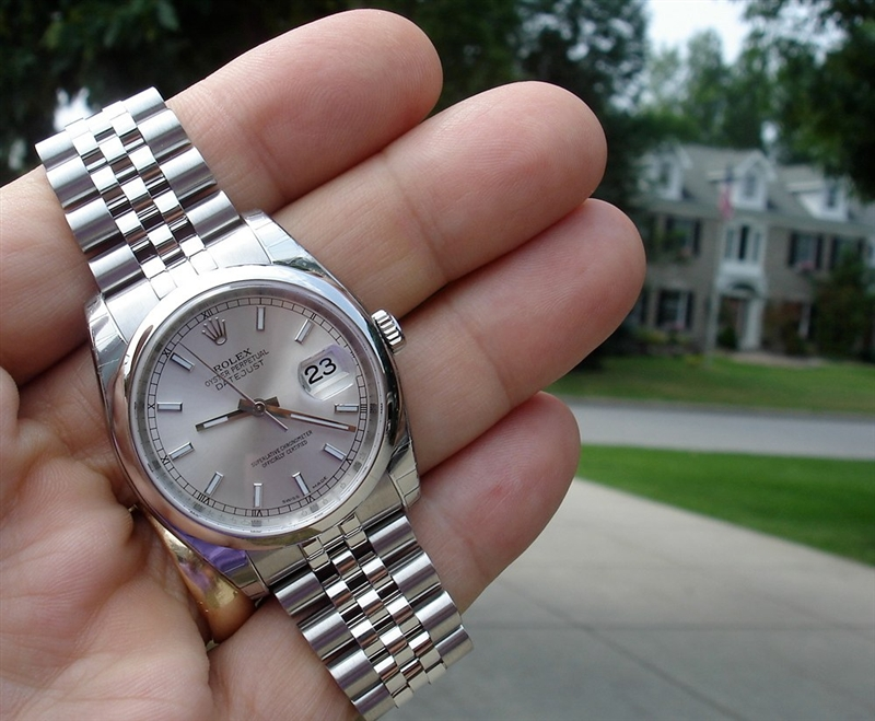 Jubilee Or Oyster Rolex Forums Watch Forum